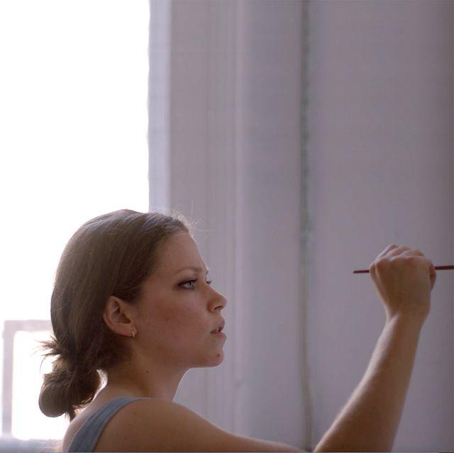 Artist Hannah Stahl
