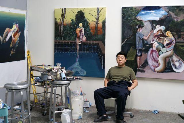 Artist Jay Chung