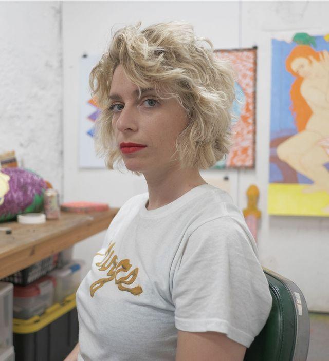 Artist Lindsay Deifik