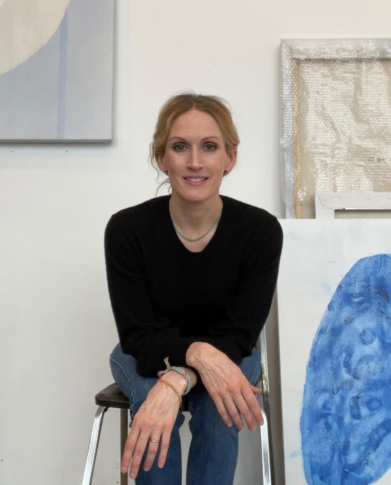 Artist Katherine Keltner