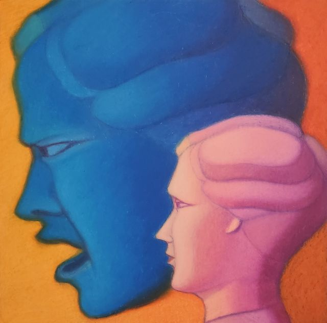Artist Nancy Grimes