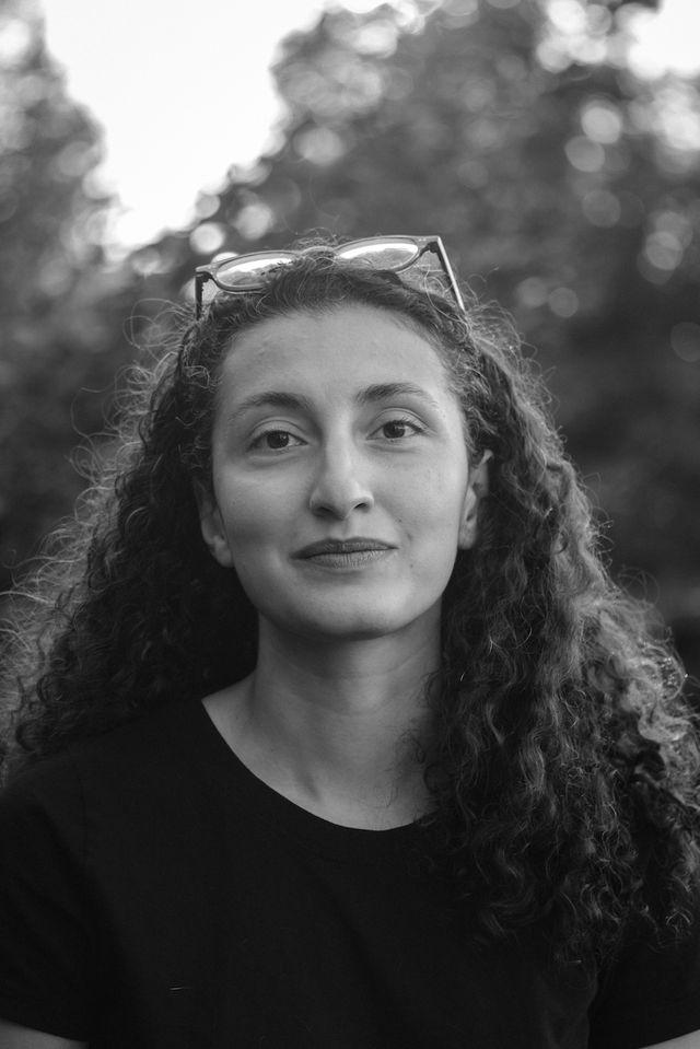 Artist Taraneh Mosadegh