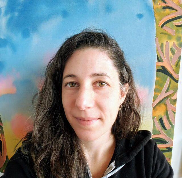 Artist Nina Bellucci