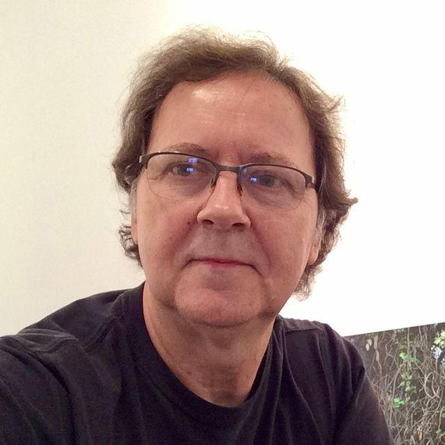 Artist Michael Katz