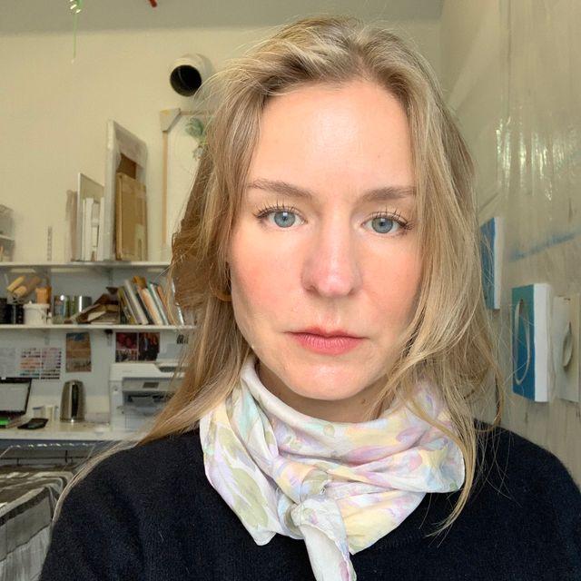 Artist Alexandra Hammond